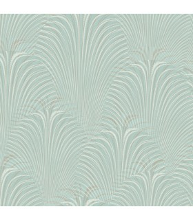 OL2769 - Candice Olson Journey Wallpaper by York-Deco Fountain Metallic