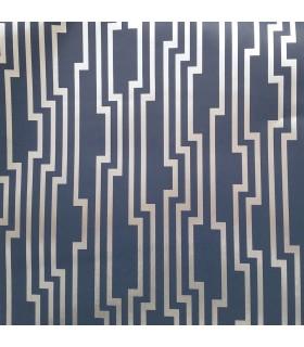 OL2789 - Candice Olson Journey Wallpaper by York-Velocity Metallic