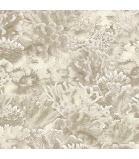 FH37501 - Farmhouse Living Wallpaper by Norwall - Coral