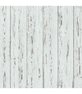 FH37530 - Farmhouse Living Wallpaper by Norwall -Shiplap