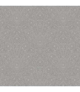 FH37548 - Farmhouse Living Wallpaper by Norwall -Distressed Paisley