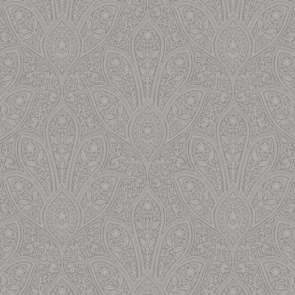 Fh37548 Farmhouse Living Wallpaper By Norwall Distressed Paisley Wallpaper The Home