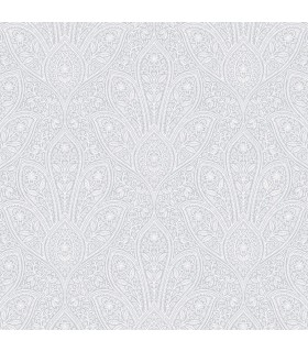 FH37549 - Farmhouse Living Wallpaper by Norwall -Distressed Paisley