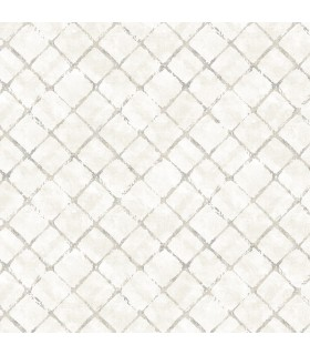 FH37550 - Farmhouse Living Wallpaper by Norwall -Chicken Wire