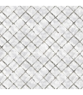 FH37552 - Farmhouse Living Wallpaper by Norwall -Chicken Wire