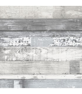 FH37554 - Farmhouse Living Wallpaper by Norwall -Beachwood