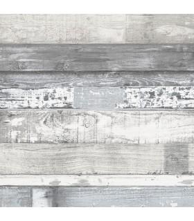 FH37554 - Farmhouse Living Wallpaper by Norwall -Beachwood
