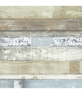 FH37555 - Farmhouse Living Wallpaper by Norwall -Beachwood