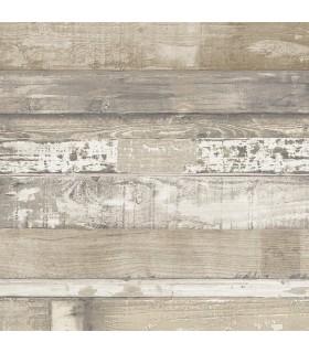FH37556 - Farmhouse Living Wallpaper by Norwall -Beachwood