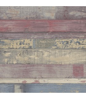 FH37557 - Farmhouse Living Wallpaper by Norwall -Beachwood