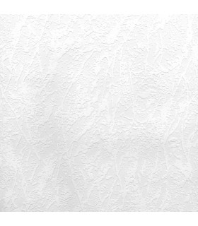 2780-96295 - Paintable Solutions 5 Wallpaper by Brewster -Freese Plaster Texture