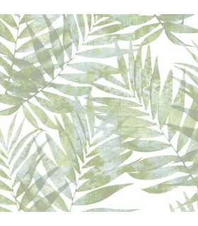 G67943 - Organic Textures Wallpaper by Patton-Palm Leaves