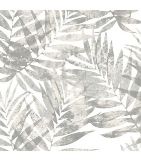 G67945 - Organic Textures Wallpaper by Patton-Palm Leaves