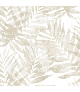 G67947 - Organic Textures Wallpaper by Patton-Palm Leaves