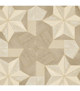 G67987 - Organic Textures Wallpaper by Patton-Star Geometric