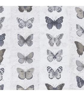 G67991 - Organic Textures Wallpaper by Patton-Butterflies