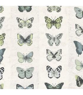 G67994 - Organic Textures Wallpaper by Patton-Butterflies