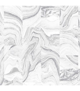 G67973 - Organic Textures Wallpaper by Patton-Stone Marble