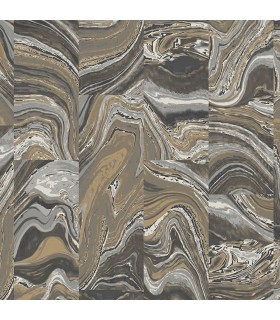 G67975 - Organic Textures Wallpaper by Patton-Stone Marble