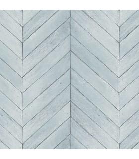 G67995 - Organic Textures Wallpaper by Patton-Herringbone Wood Slats