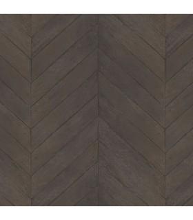 G67997 - Organic Textures Wallpaper by Patton-Herringbone Wood Slats