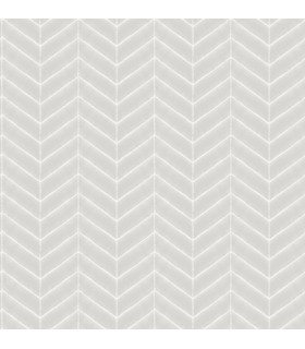 3118-25095 - Birch and Sparrow Wallpaper by Chesapeake-Bison Herringbone