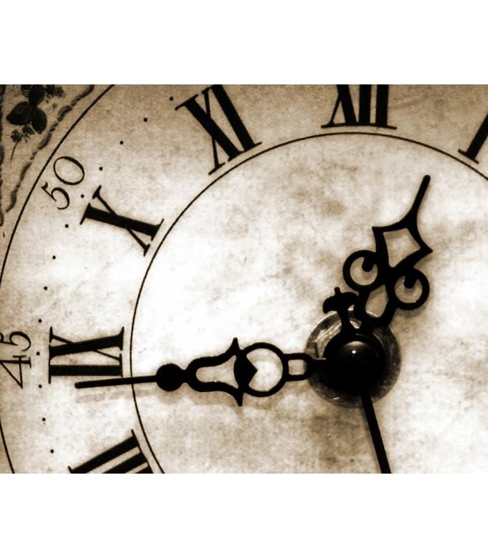 WALS0014 - Ohpopsi Wallpaper Mural-Timepiece