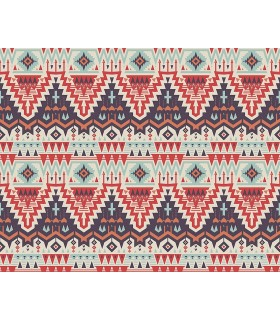 WALS0284 - Ohpopsi Wallpaper Mural-Tribal Tribute