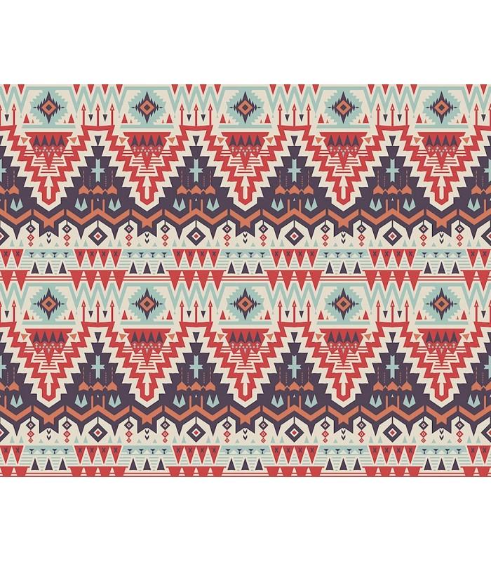 WALS0284 - Ohpopsi Wallpaper Mural-Tribal Tribute