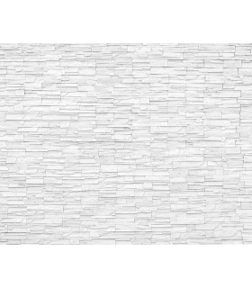 WALS0335 - Ohpopsi Wallpaper Mural-White Slate
