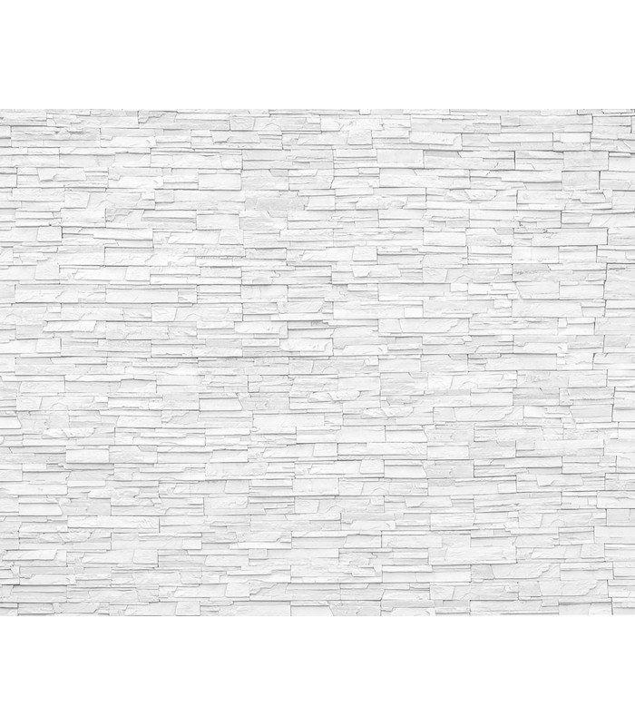 WALS0335 - Ohpopsi Wallpaper Mural-White Slate
