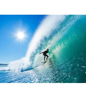 WALS0150 - Ohpopsi Wallpaper Mural-Adrenalin Surfing
