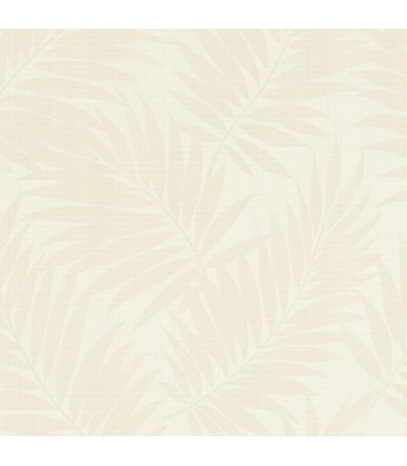 2836-527537 - Advantage Shades of Grey Wallpaper-Regan Palm Fronds
