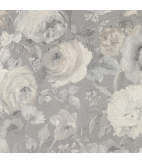 2836-527841 - Advantage Shades of Grey Wallpaper-Miranda Florals