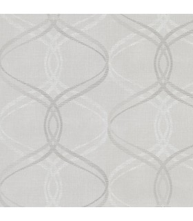 2836-801637 - Advantage Shades of Grey Wallpaper-Fleance Ogee
