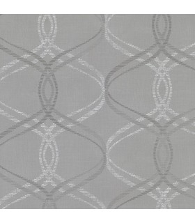 2836-801644 - Advantage Shades of Grey Wallpaper-Fleance Ogee
