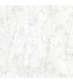 2836-802016 - Advantage Shades of Grey Wallpaper-Cordelia Floral