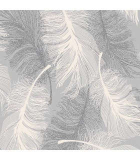 2836-M0923 - Advantage Shades of Grey Wallpaper-Alonso Plume
