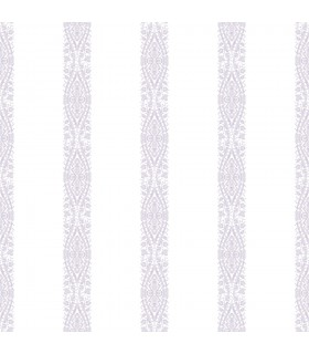 KI0506 - A Perfect World Wallpaper-Ballerina Stripe