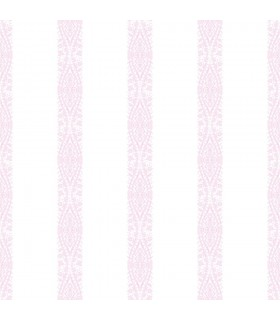 KI0507 - A Perfect World Wallpaper-Ballerina Stripe