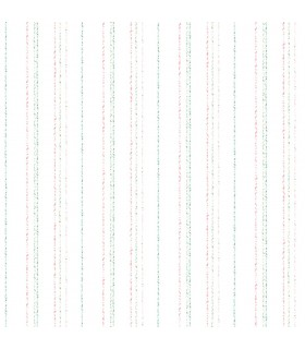 KI0545 - A Perfect World Wallpaper-Dotty Stripe