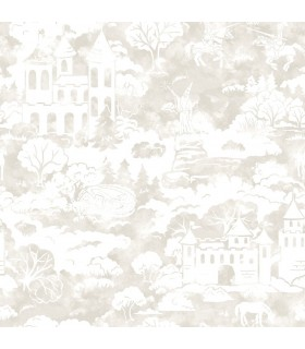 KI0561 - A Perfect World Wallpaper-Quiet Kingdom
