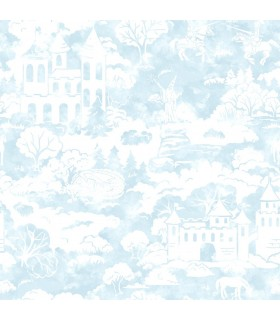 KI0562 - A Perfect World Wallpaper-Quiet Kingdom