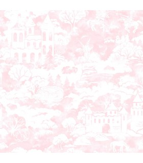KI0563 - A Perfect World Wallpaper-Quiet Kingdom