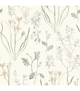 NR1564 - Norlander Wallpaper by York - Alpine Botanical