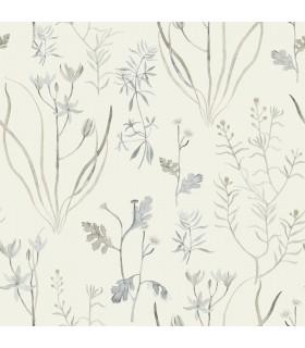 NR1567 - Norlander Wallpaper by York - Alpine Botanical