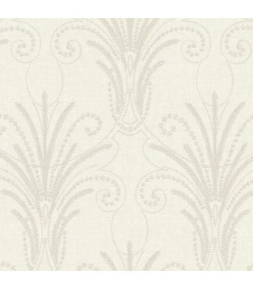 NR1572 - Norlander Wallpaper by York - Candlewick