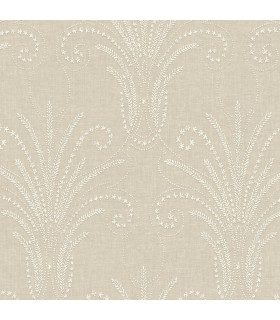 NR1573 - Norlander Wallpaper by York - Candlewick