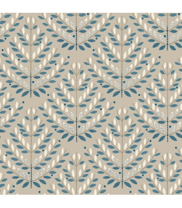 NR1593 - Norlander Wallpaper by York - Norrland