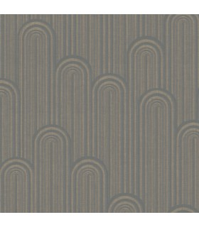 CA1541 - Deco Wallpaper by Antonina Vella-Speakeasy